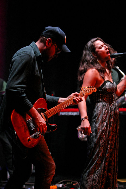Will Lloyd and Adriana Parejas, photo: Dale Drea