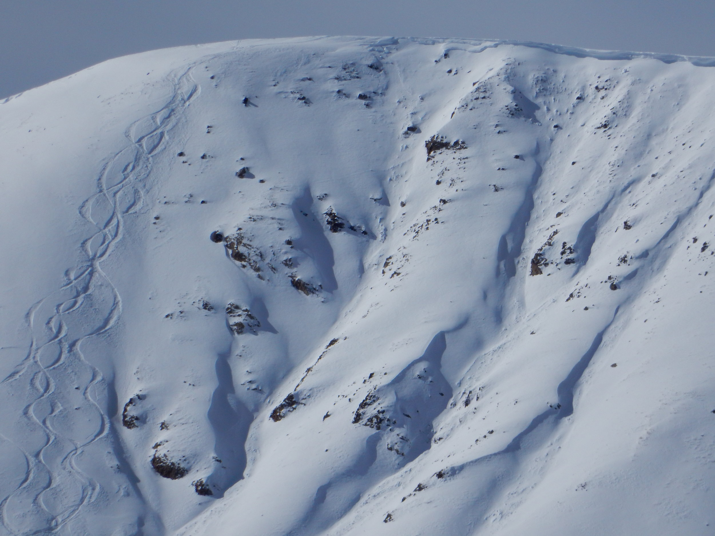 Skiing Mountain Boy
