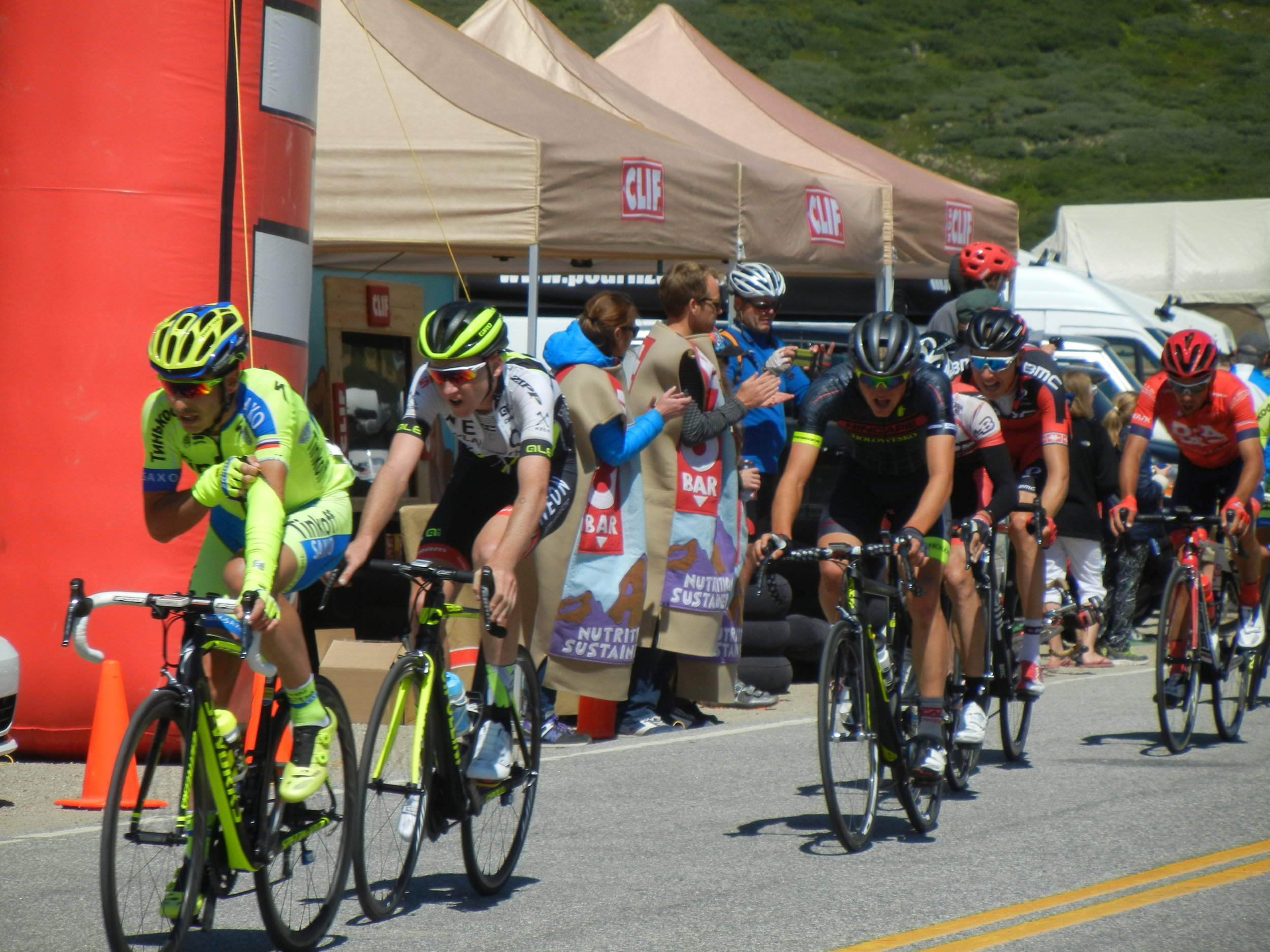 The 2015 Pro Cycling Tour