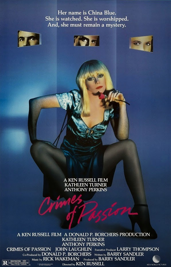 Crime of Passion, 1984