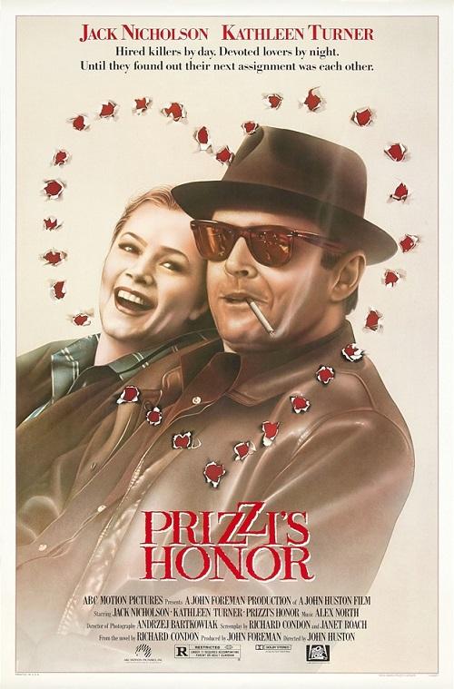 Prizzi's Honor, 1985