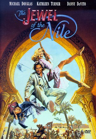 The jewel of the Nile, 1985