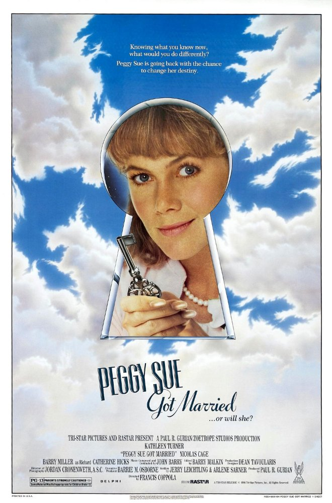 Peggy Sue Got Married, 1986
