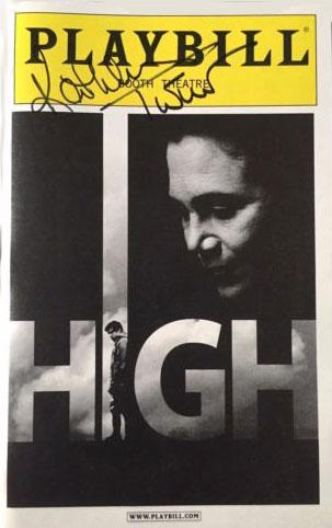 High, 2011