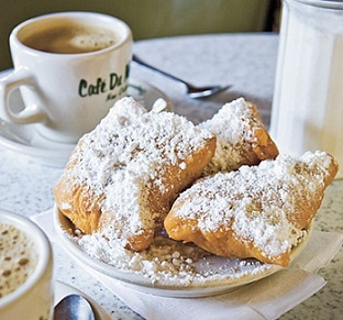 beignets new orleans doula training