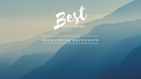 best doula training survivors birth