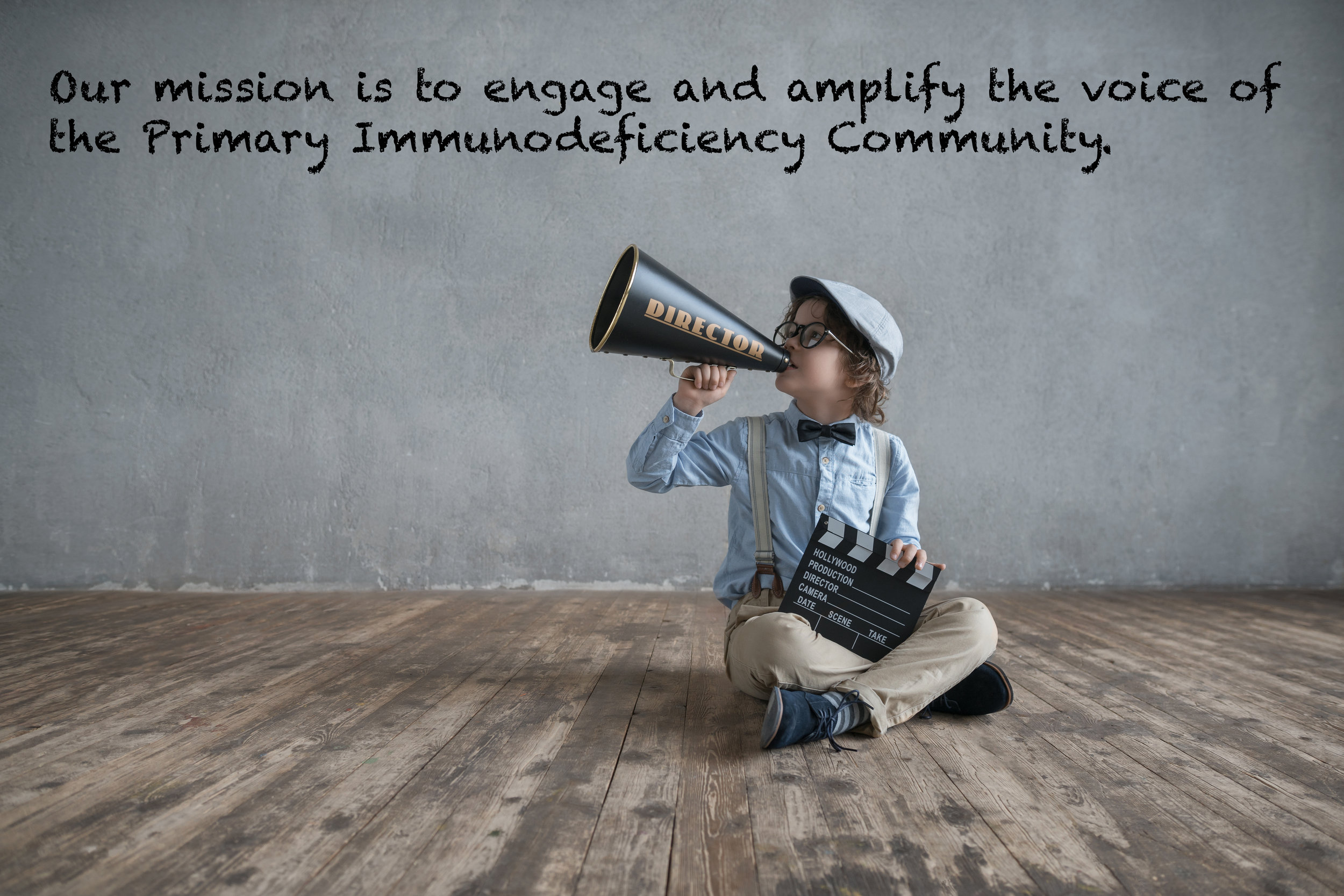 Mission for Primary Immunodeficiency Community