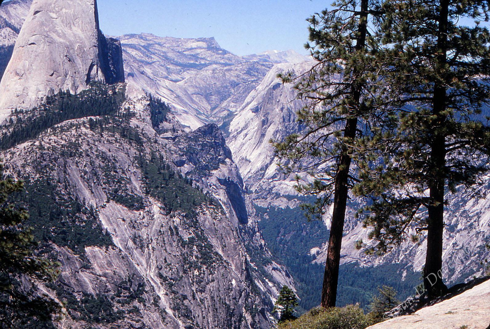 Yosemite: Half-Dome