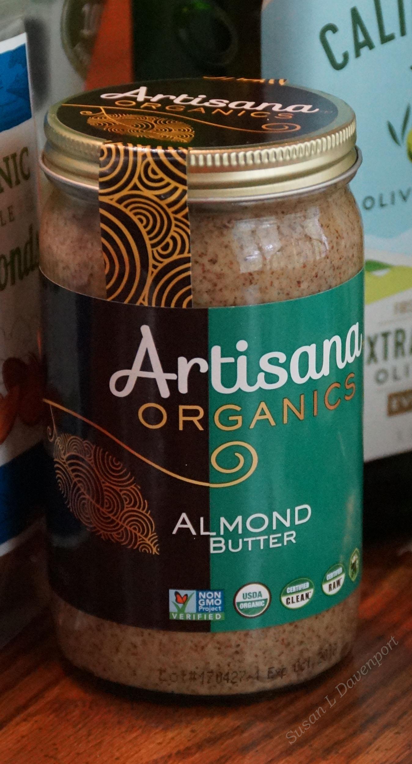 Nut Butters - Photo by Susan L. Davenport