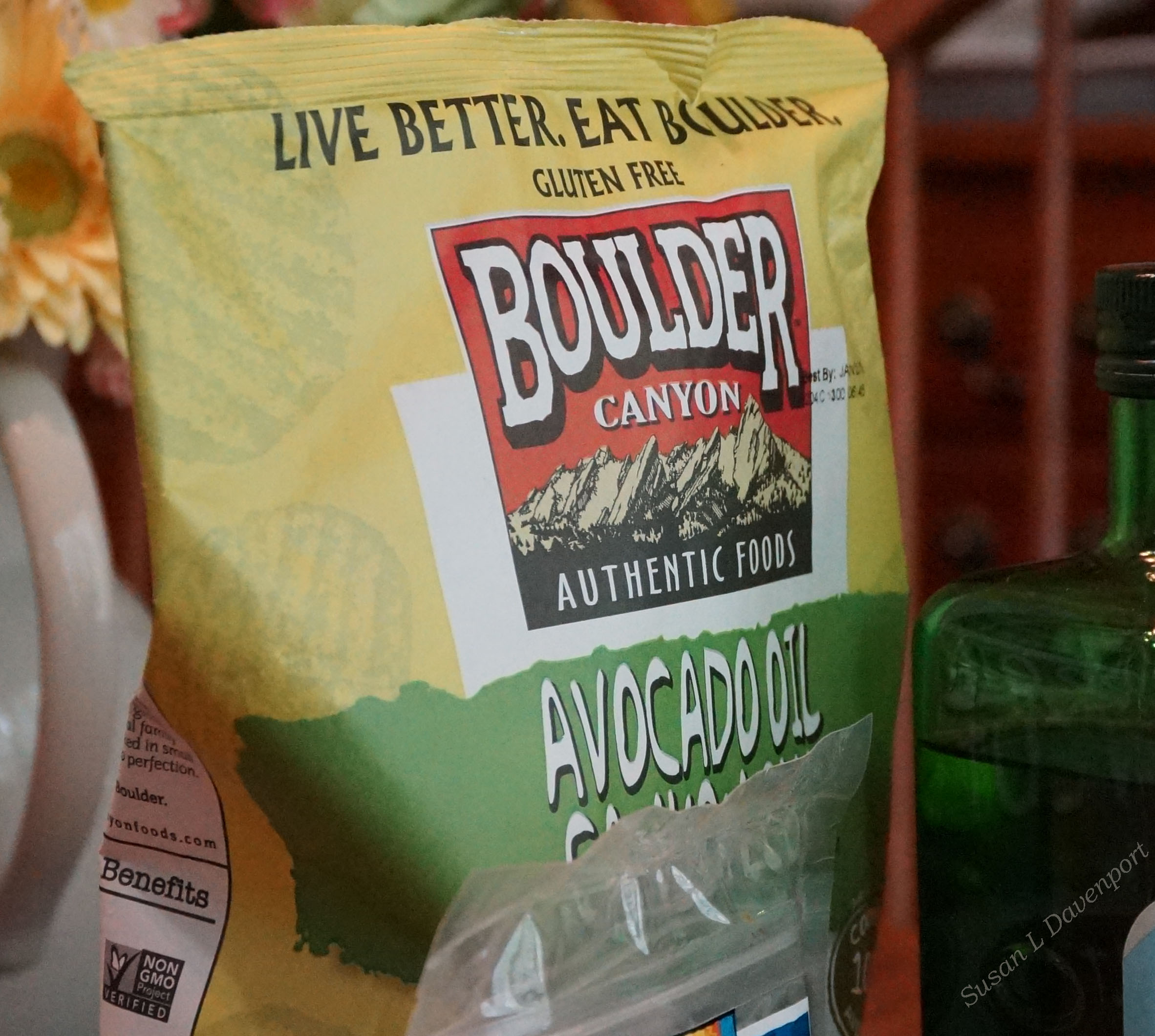 Potato Chips? - Photo by Susan L. Davenport