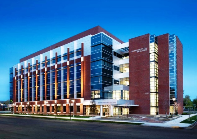 BSU CESED Building
