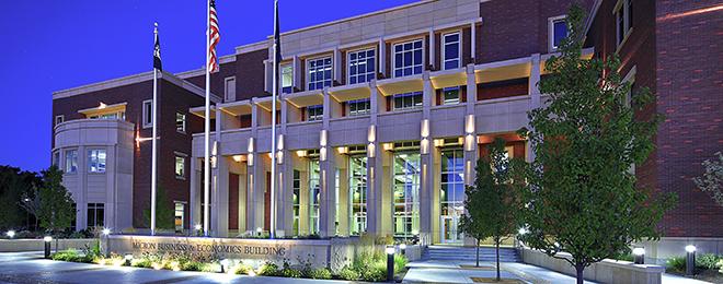 BSU COBE Building