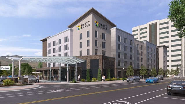 Hyatt Downtown Boise
