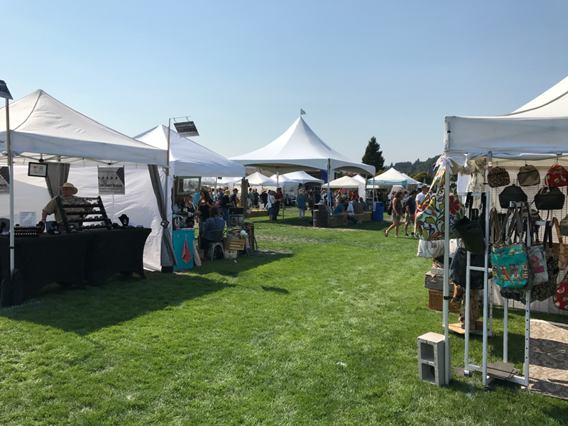 Scott's Valley Art, Wine and Beer Festival and Car Show – a great day out for the whole family.