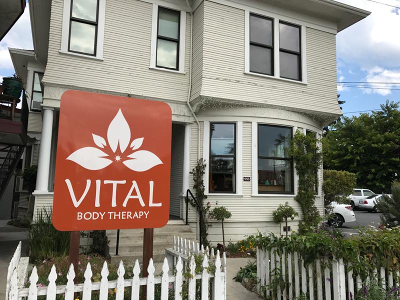 Vital Massage Therapy, Santa Cruz