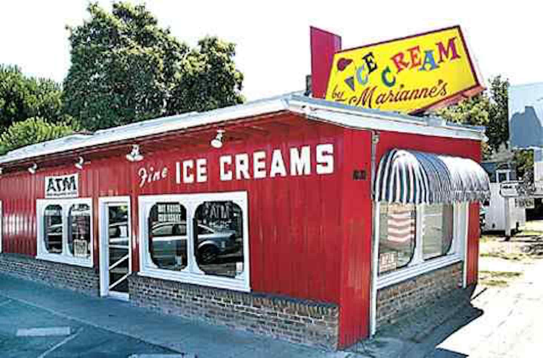 We all scream for ice cream.