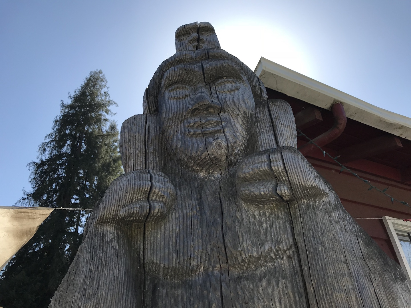 The Bigfoot Discovery Project on Highway 9 in Felton is legendary.