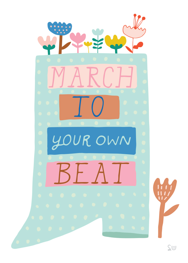 March To The Beat
