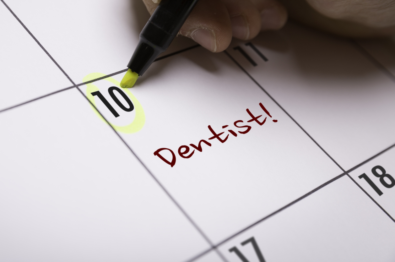 Best Time to See Your Dentist (is there ever a good time???)