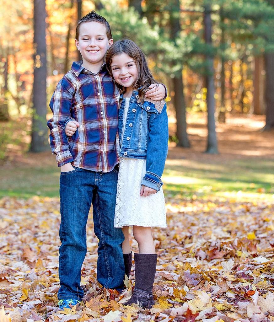 New Hampshire Children's Potraits