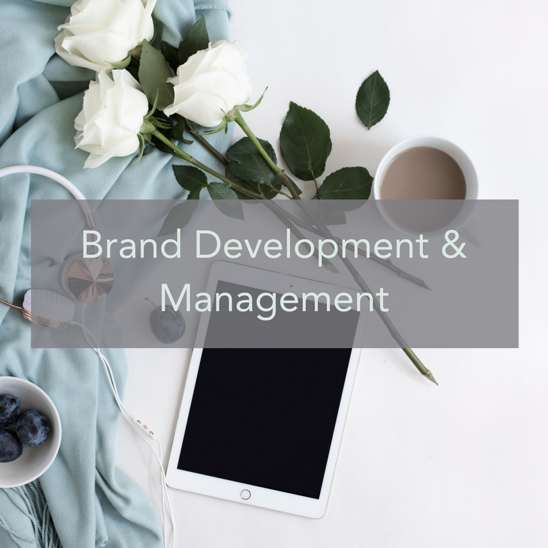 Assist in development of your brand's true identity that is consistent with your image throughout all social media platforms, advertising & marketing initiatives.