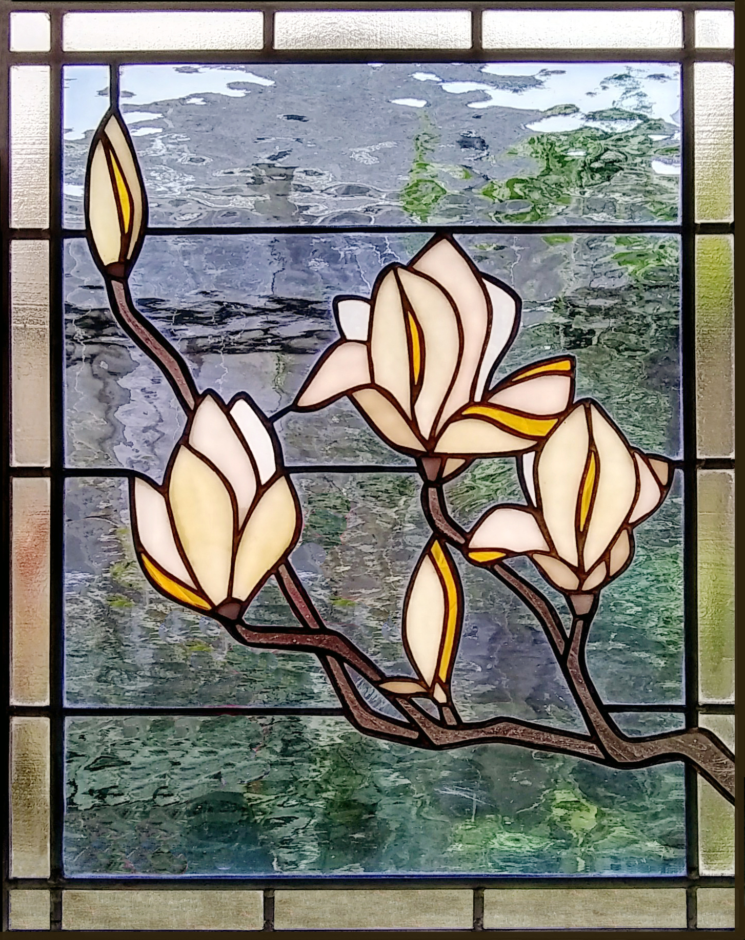 Little White Magnolias