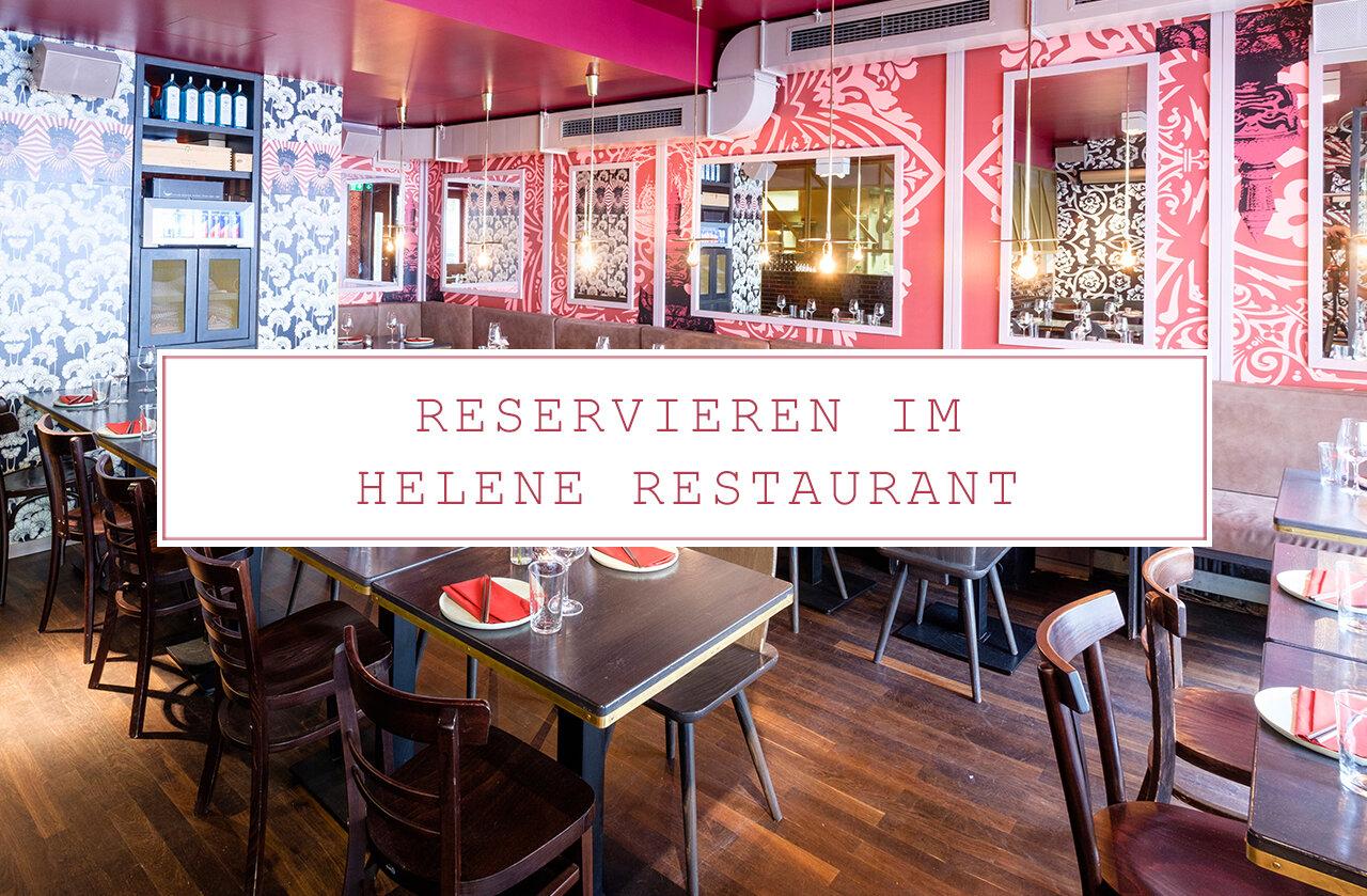 Reservierung Helene Liebt Dich Restaurant Club