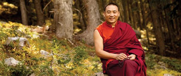 Khentrul Lodrö T'hayé Rinpoche
