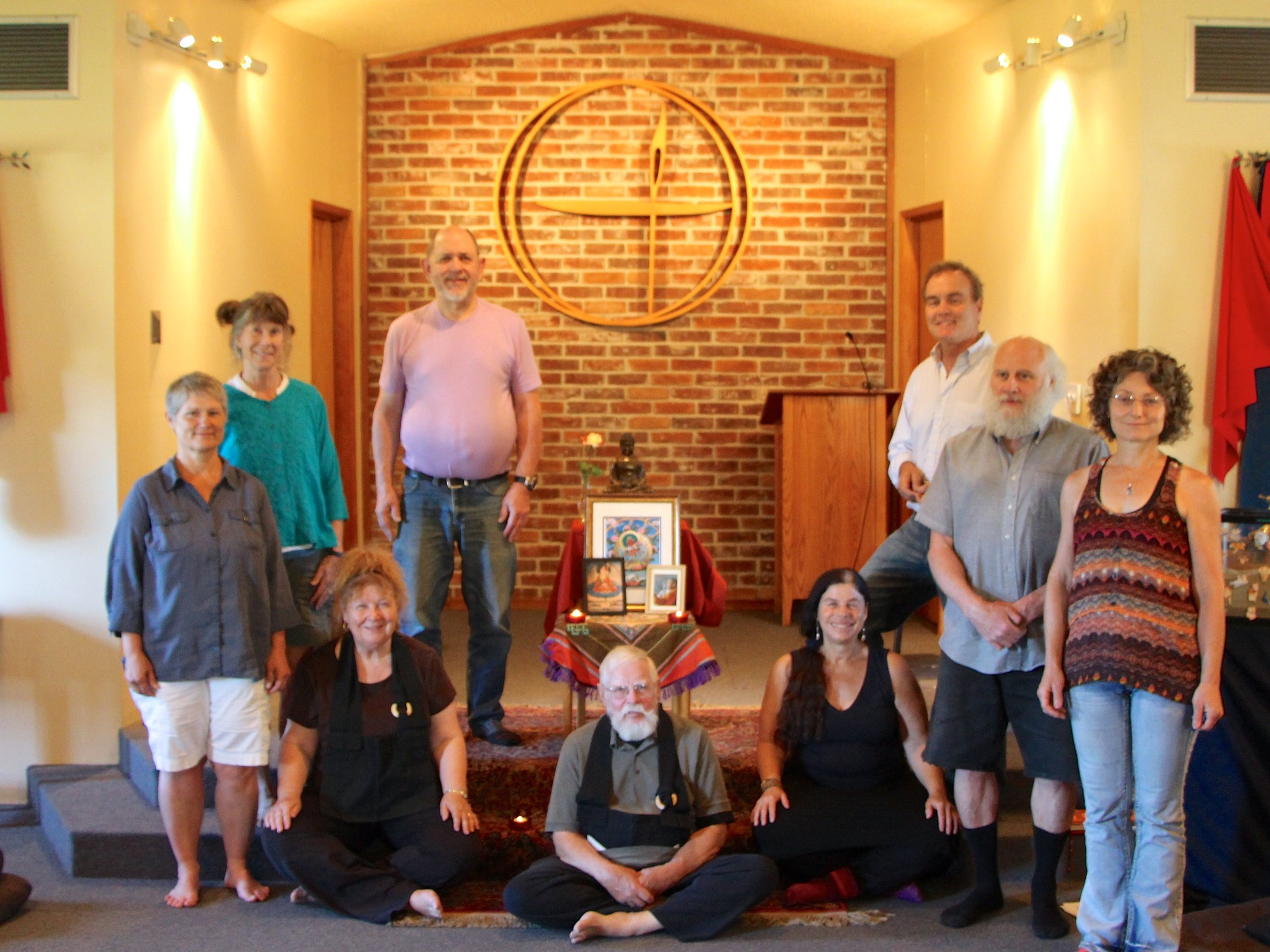 CUUF Buddhist Group