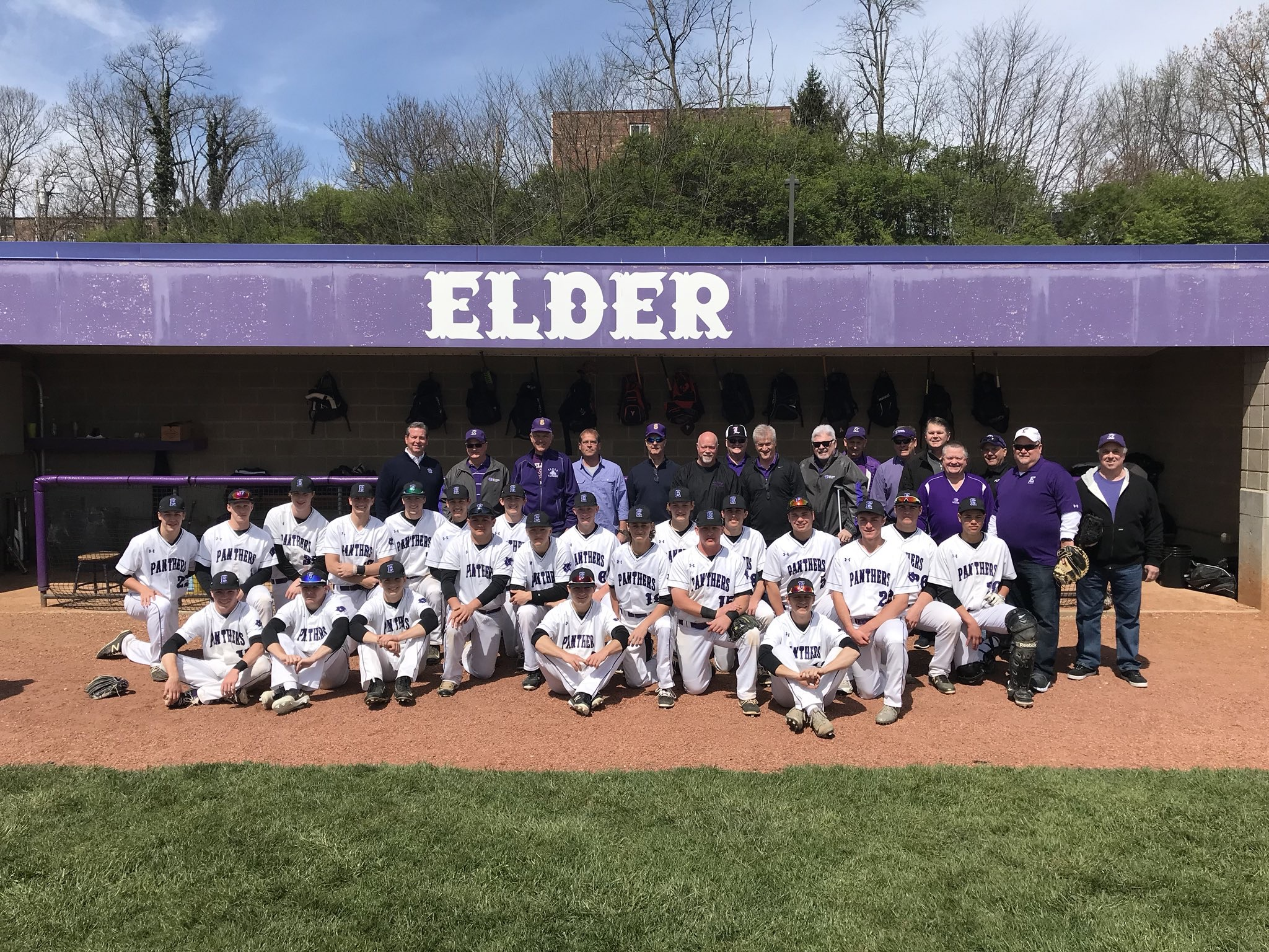 Photo courtesy @Elder_Baseball on Twitter