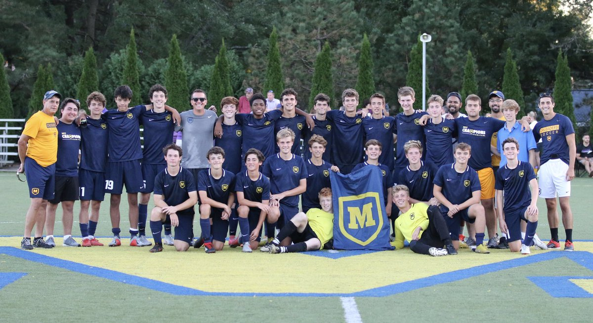 Photo courtesy @MoellerSoccer