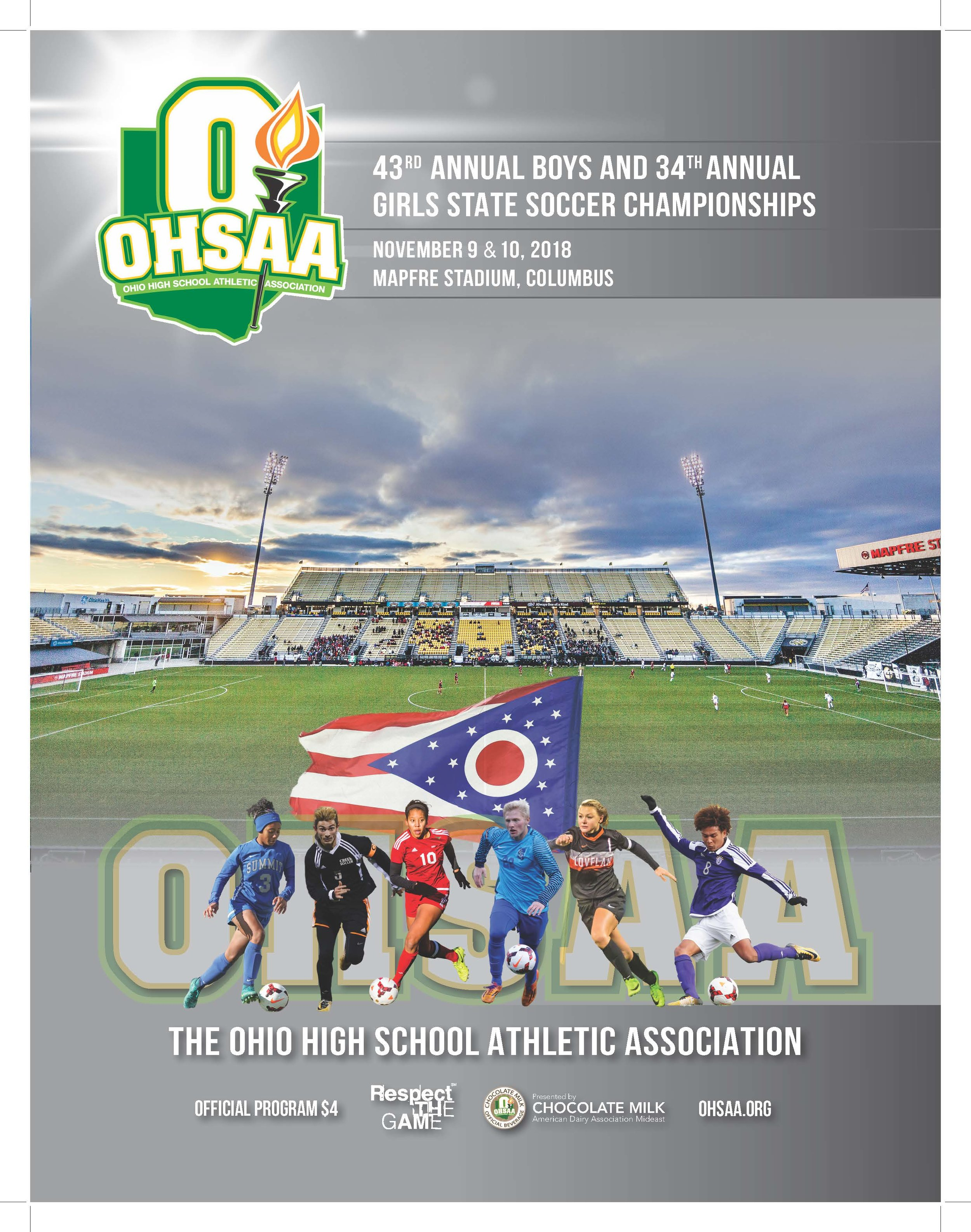 Cover courtesy OHSAASports.org