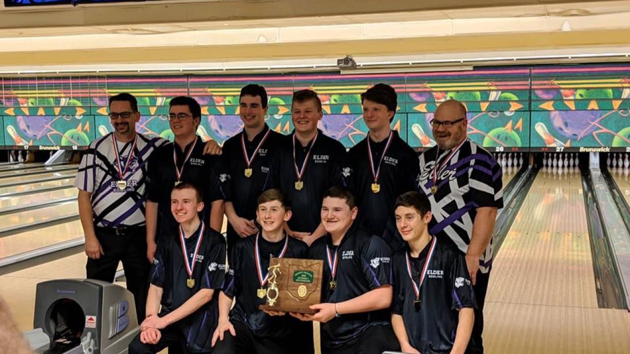 Photo courtesy Elder High School Bowling