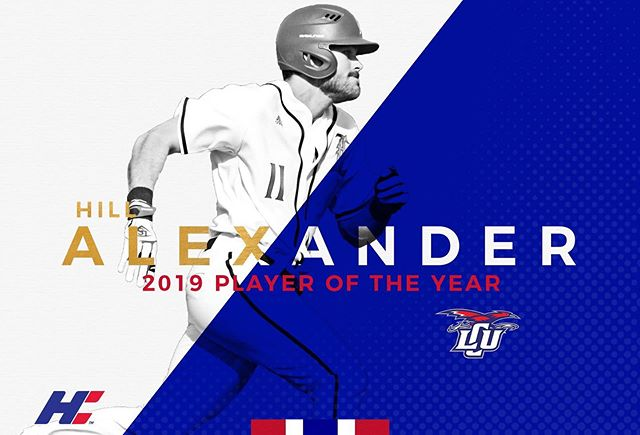 Big congrats to @hill_alexander on receiving the Heartland Conference player of the year award. The journey wasn't as originally planned, but he persevered and crushed his senior year! Hill and the Chaps play the conference tourney in Cleburne this weekend