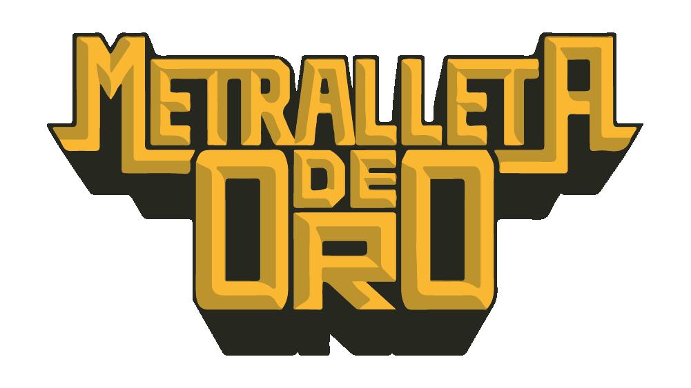 Metralleta De Oro
