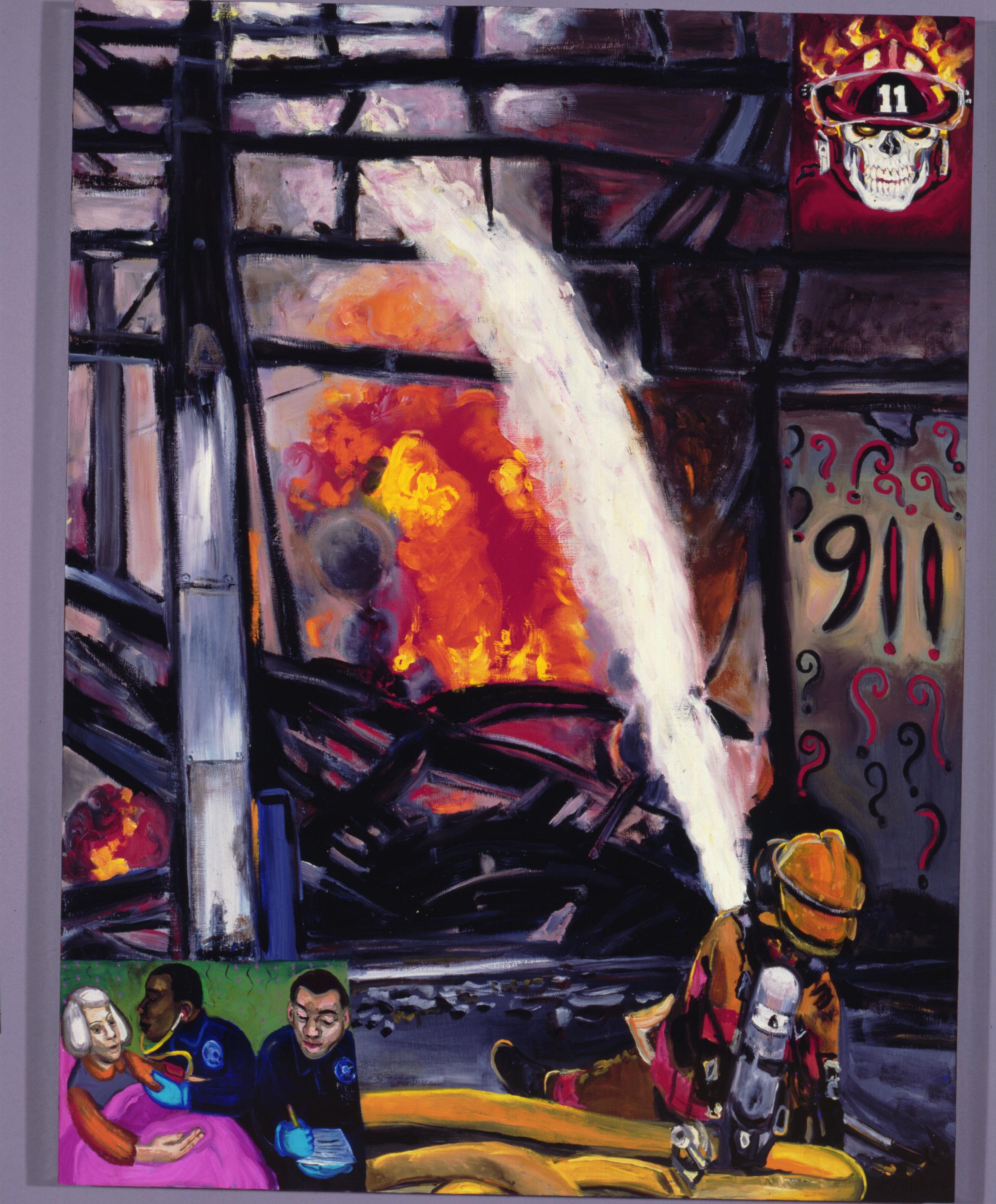"""Firestation 11"""