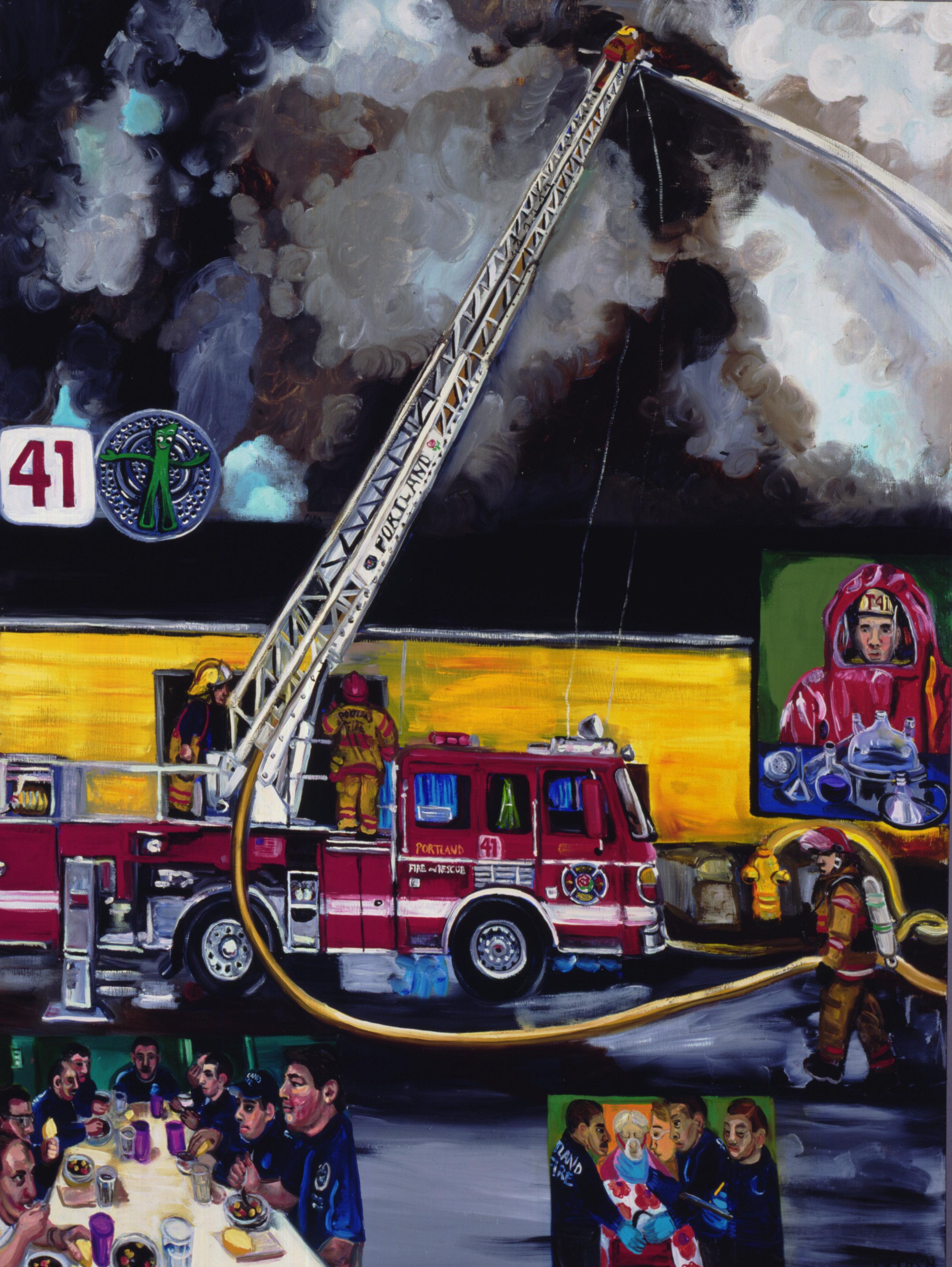 """Firestation 41"""
