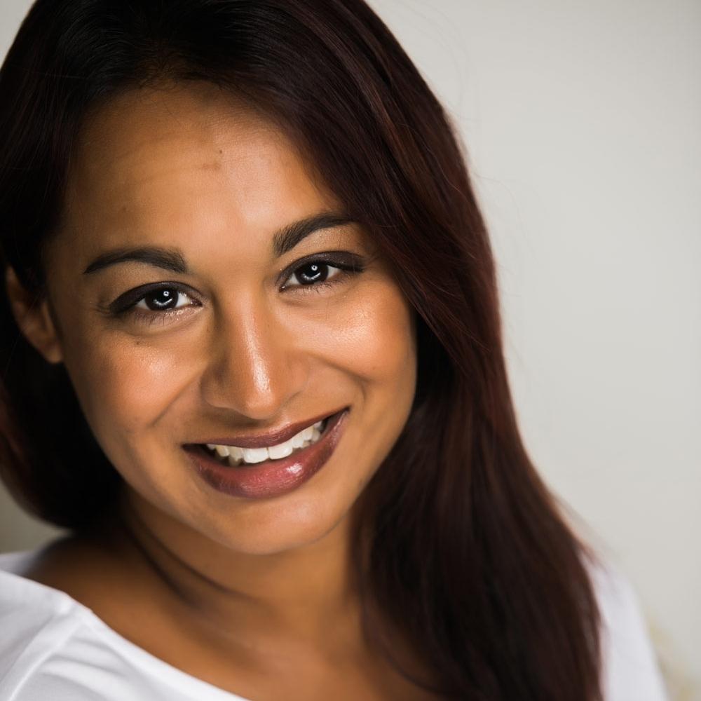Rachel D'Souza-Siebert Headshot