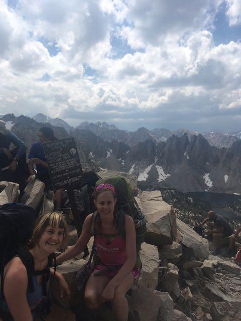 kearsarge pass summit