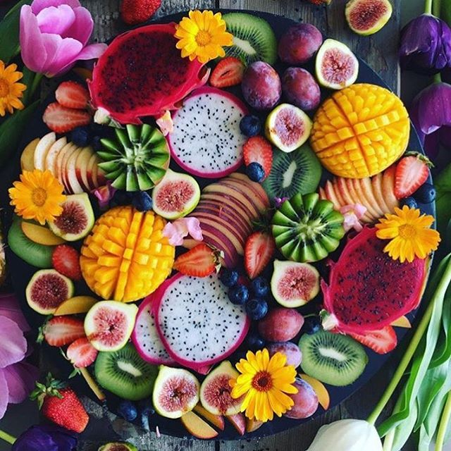 🍇🍉🍌🍊🥝🍓 Sunday - Brunch - Catch Ups #sunday #laurabastapt #eatclean 📷 @the_sunkissed_kitchen