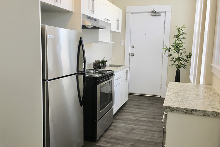 875 Westminster Avenue - Display Suite - Kitchen.jpg