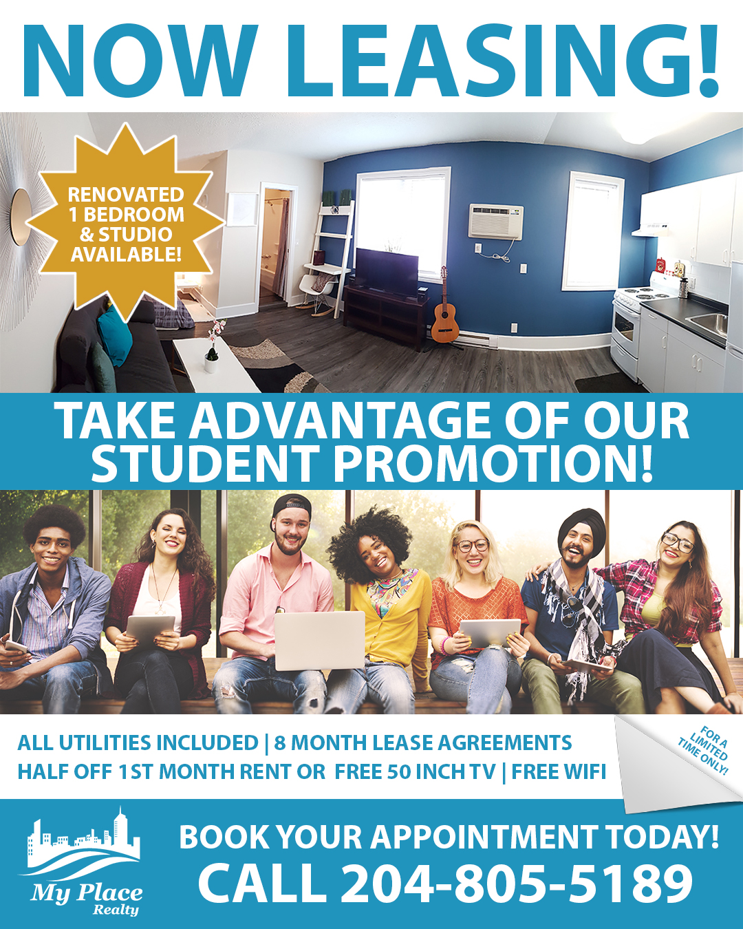 UNIVERSITY MANOR PROMOTION FOR LIMITED TIME.jpg