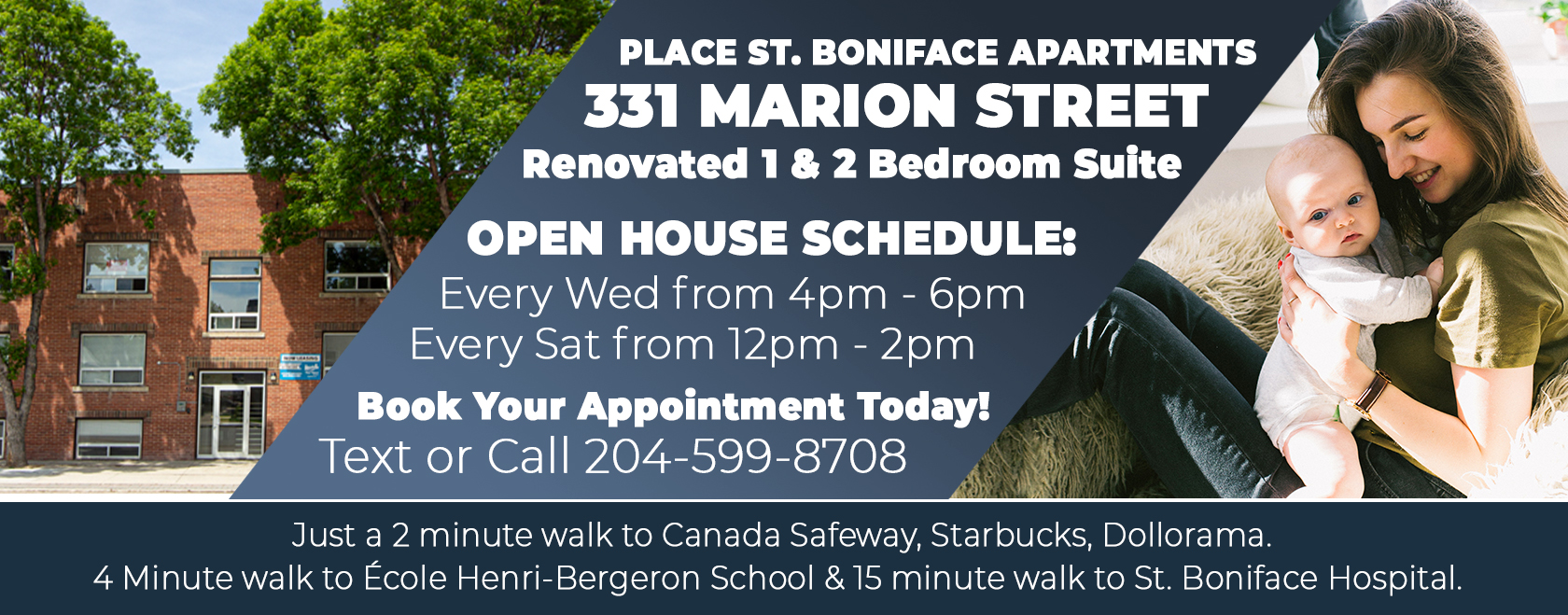 Place St Boniface - Open House at 331 Marion Street.jpg