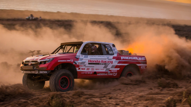 Racing the Baja 1000—the longest point to point off road race in the world—takes a toll on our race equipment. That's why Team Honda chooses to coat and protect their chassis and suspension components with STEEL-IT.