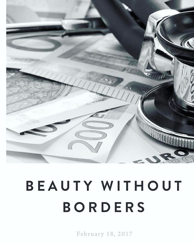 Check out our latest blog post. Cosmé Collective talk you through the perks and pitfalls of aesthetics abroad. Contact us for expert advice and referrals for the worlds top overseas doctors. Link in Bio #cosmeticsurgery #plasticsurgery #beauty #cosmecollective #medicaltourism #cosmeticsurgeryabroad #plasticsurgeryabroad #beautywithoutborders