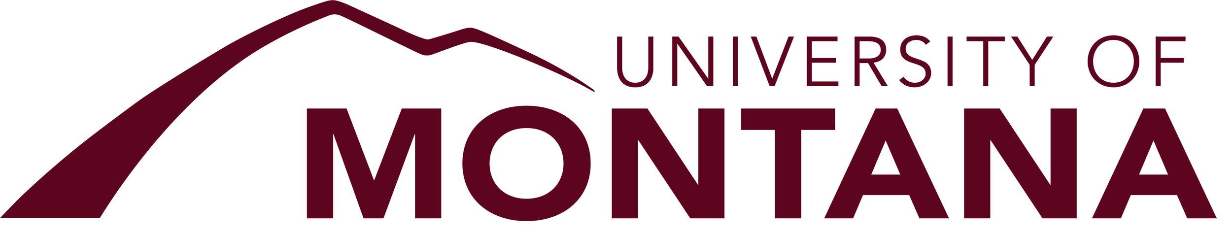 University of Montana Logo