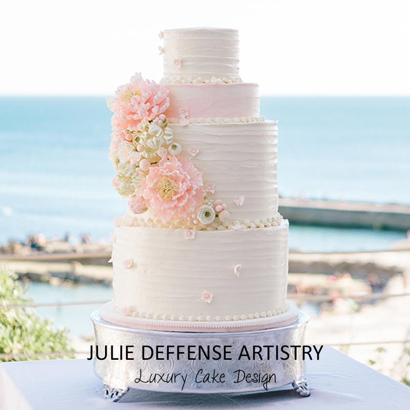 Julie Deffense Artistry Luxury Cake Design