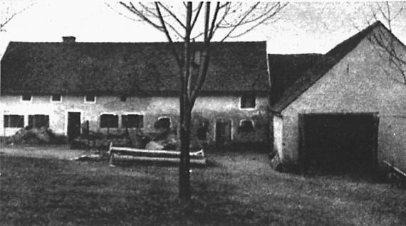 Closer image of the farm