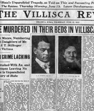 Image via  Villisca Ax Murder House