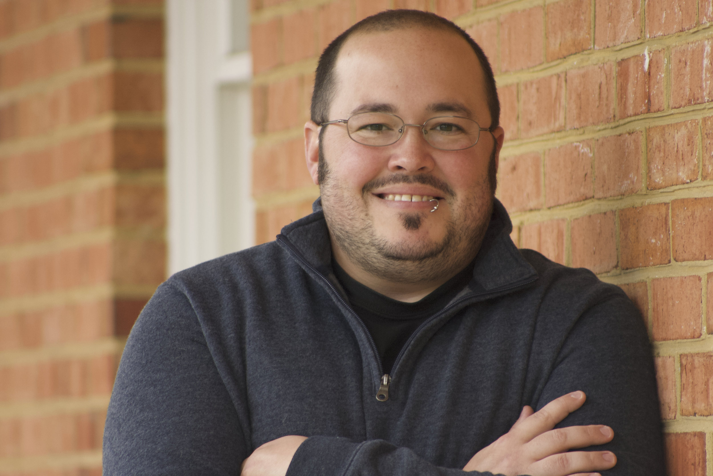 Jeff Riggs  Discipleship & Creative Arts Pastor